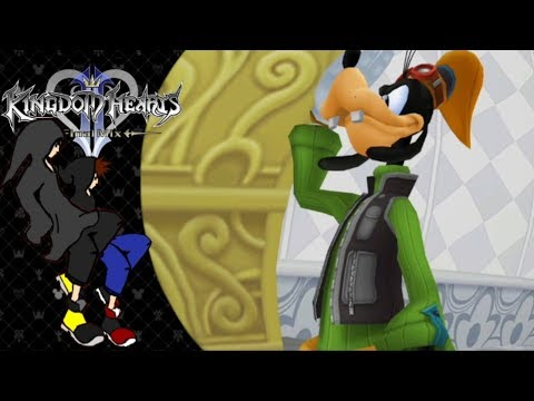 Kingdom Hearts 2 ep 9: The secret world in the past!