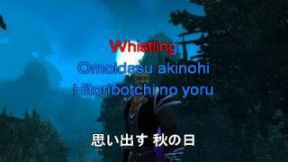 Sukiyaki Song (Ue o muite ) - KARAOKE