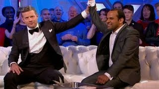Dermot meets the one pound fish man - The Xtra Factor - The X Factor UK 2012