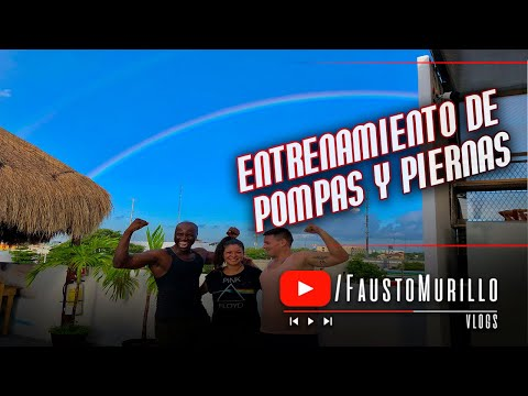 ENTRENAMIENTO PARA POMPAS Y PIERNAS DE PLAYA