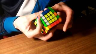Timelapse 5x5 solving
