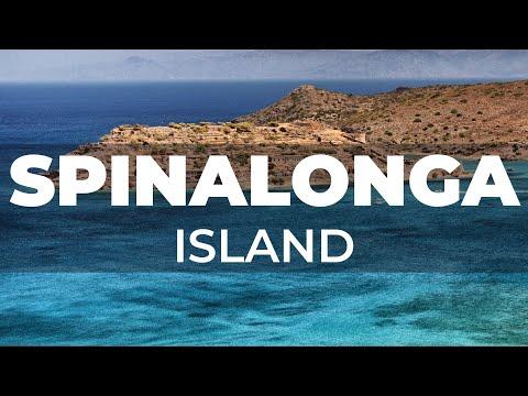 Kreta   Crete - Spinalonga Island   Wyspa Spinalonga