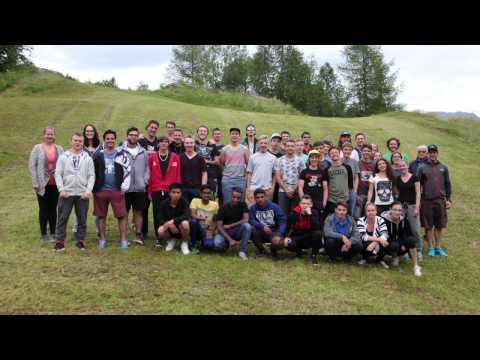 Lehrlingslager 2016 | Val Müstair | LehrebeiEMS.ch