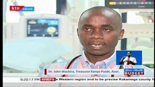 Understanding I.C.U care in Kenya | Health Budget 20th October 2018