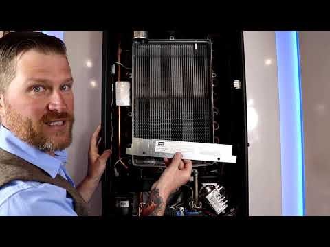 Replacing the heat exchanger gasket on an IBC HC/DC boiler