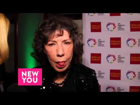 Grace and Frankie star Lily Tomlin gives advice on working in the Industry