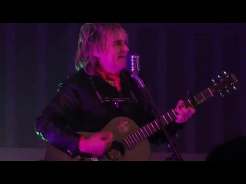 Mike Peters 'Time' - The Gathering 24 -  29th January 2016