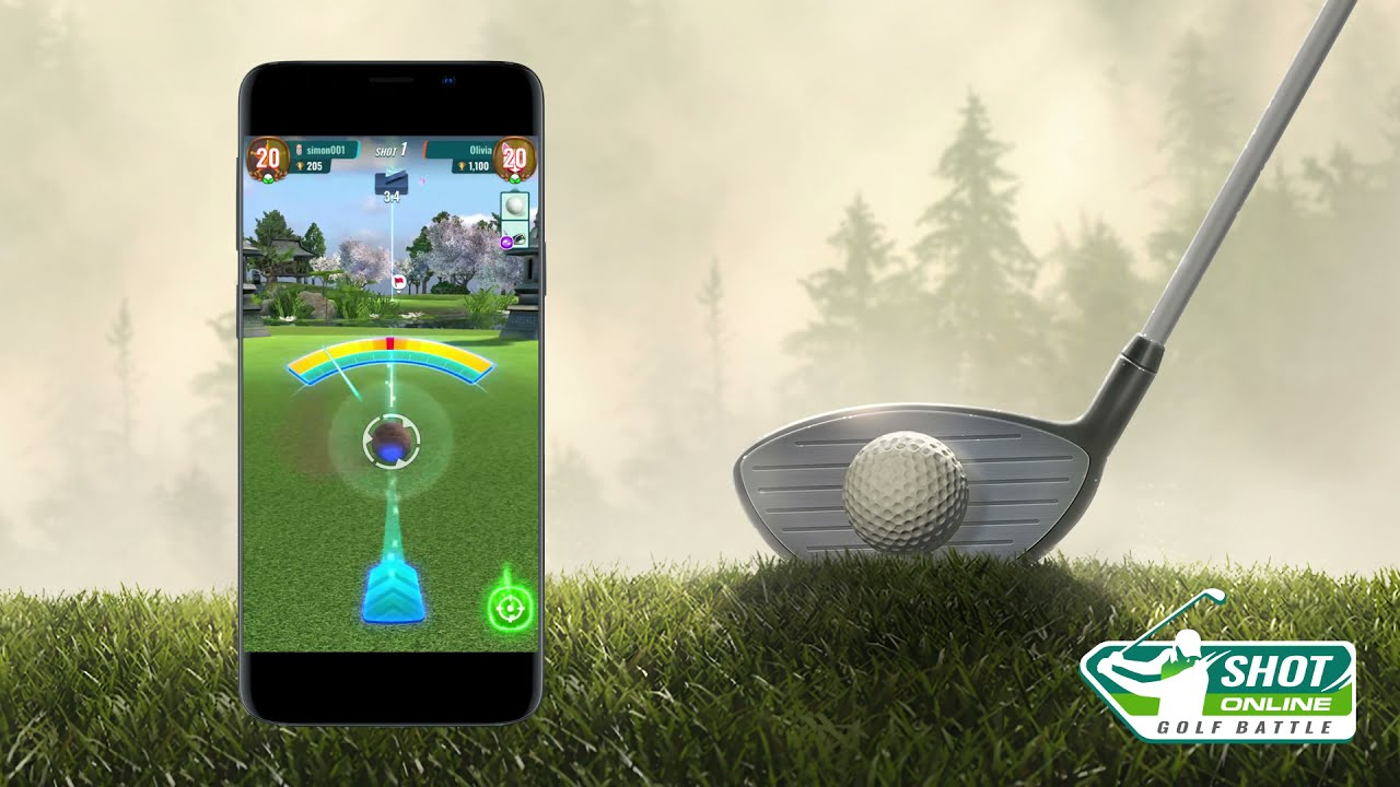 Shot Online: Golf Battle | Pre-register Now!