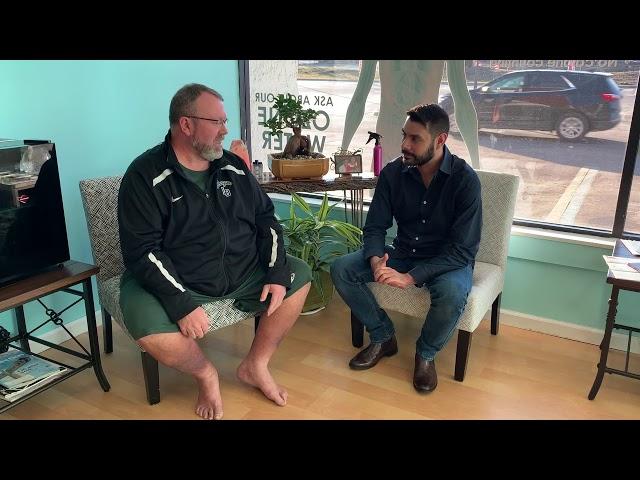 35-Day Detox Client Testimonial: Eric Jennings