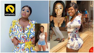 Maame Serwaa jumps to the Defense of Yaa Jackson as people criticize & in$ult her way of Dressing