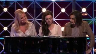Jessica Andersson - Kärlekens tunga (Så ska det låta 2012)