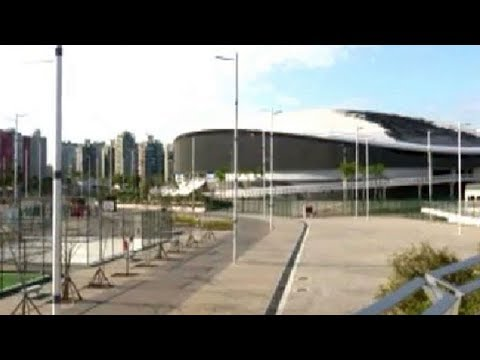 Brazil: Velodrome built for Rio Olympics damaged by fire