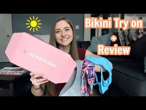 Blackbough Swim Try-on + Review   Morgan Craft