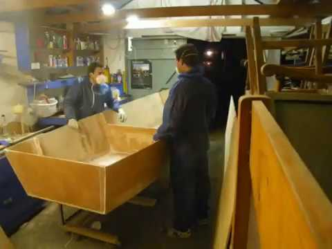 Plywood Boat Building Plans