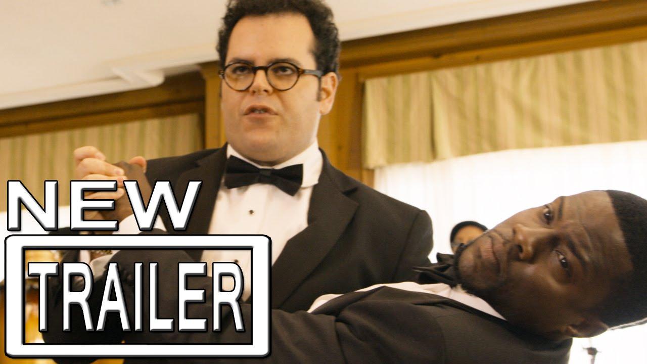 The Wedding Ringer Trailer 2 Official Kevin Hart Josh Gad Youtube