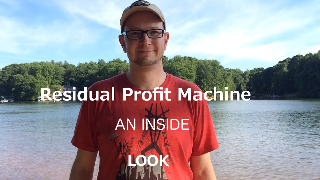 residual profit machine