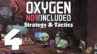 Oxygen Not Included Strategy & Tactics 4: Getting In At The Drowned Floor