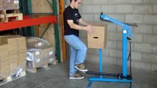 Степлер ножной для гофротары.MPG(для днища гофрокоробов, есть версия бокового сшивания., 2010-05-21T06:08:12.000Z)