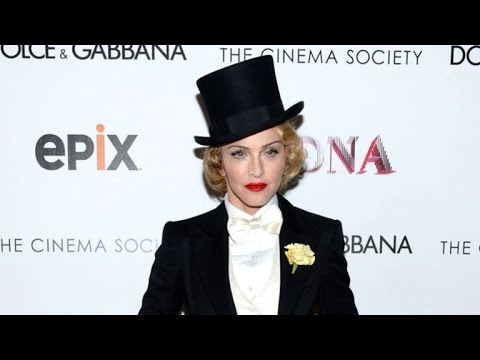 Madonna Slams Dolce & Gabbana: There's Nothing Synthetic About a Soul