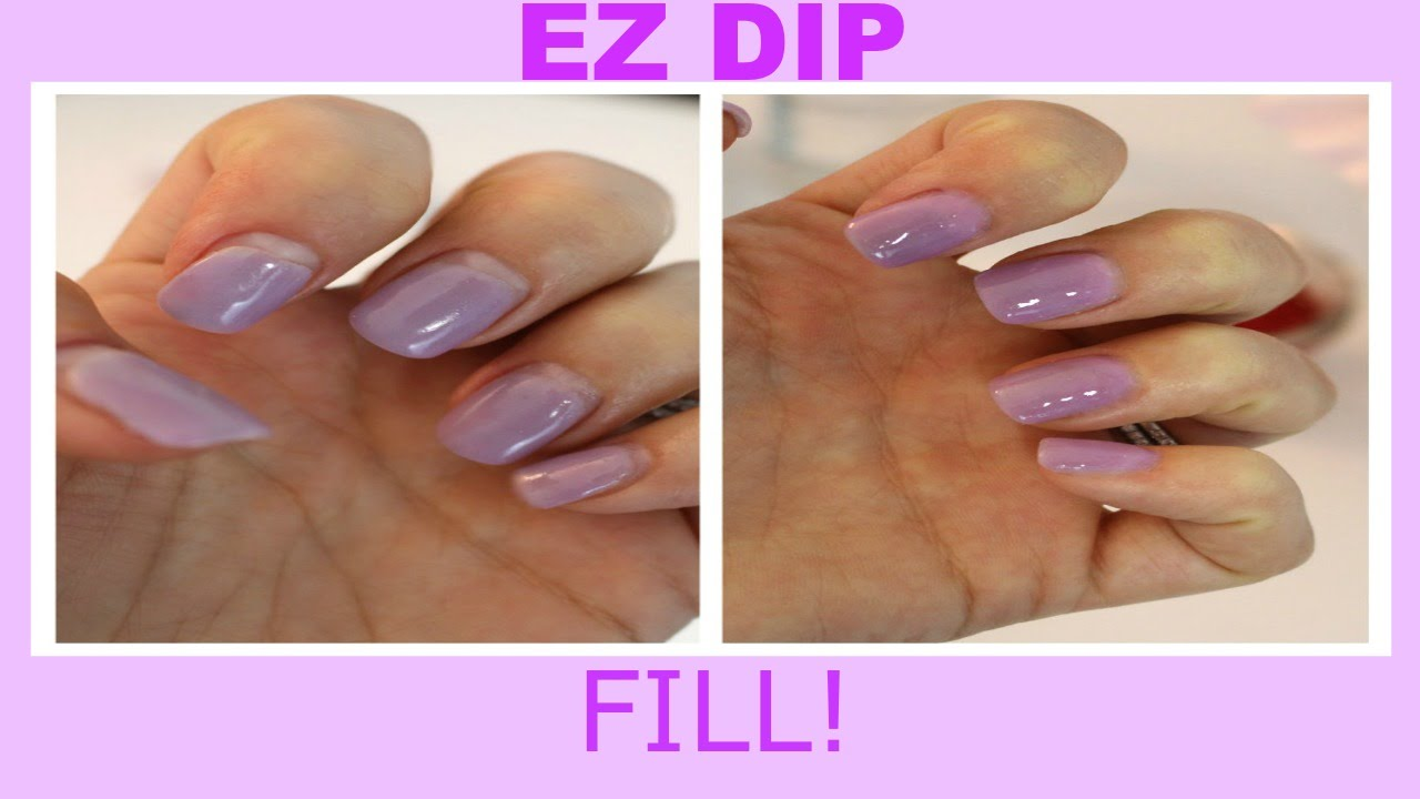 52 Weeks of Beauty - 2015 Week 6 - EZ DIP Fill - at the 2 Week Mark ...