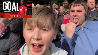 Manchester United v West Ham United | Match Day Vlog | Premier League | 13.04.2019