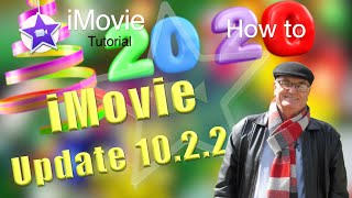 iMovie Update 10.2.2 - How to Upload to FaceBook and YouTube