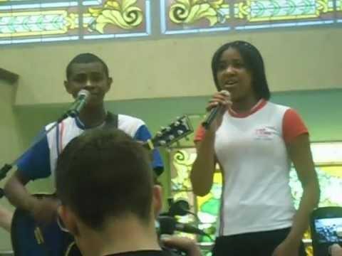 Para nossa Alegria ao vivo na Igreja Universal capital Catarinense dia 12/08/2012