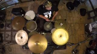 Slayer Spirit in Black Drum Cover