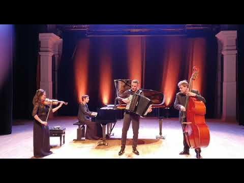 Tico Tico by SpiriTango Quartet