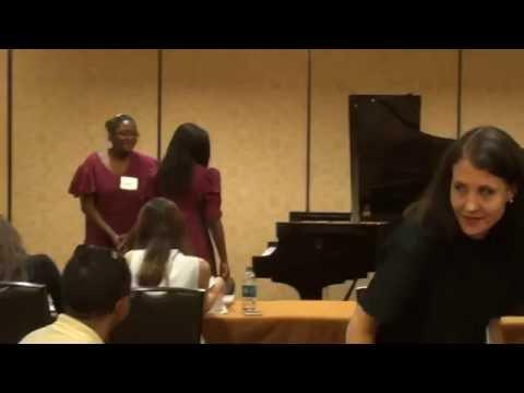 Texas Music Teachers Association- 2016 Convention- (V)