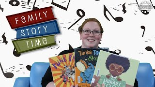 video thumbnail: Family Story Time - Music!