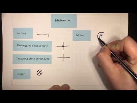 Schaltzeichen - Stromkreise zeichnen | Physik | Lehrerschmidt - YouTube