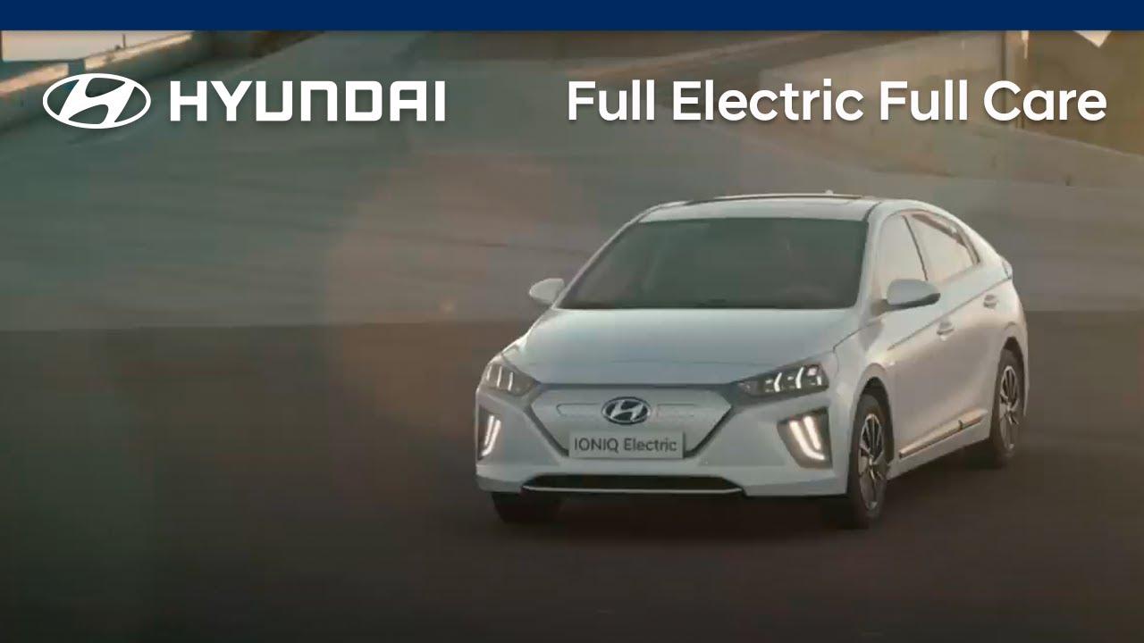 Hyundai - Plan Full Electric, Full Care
