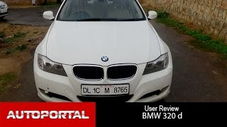 BMW 320d User Review - 'pickup is good' - Autoportal