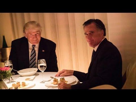"""Trump """"Tortured"""" Mitt Romney"""