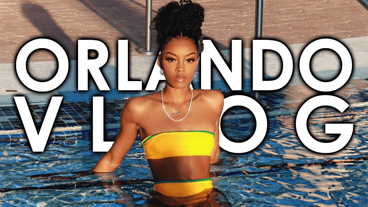 Download ORLANDO VLOG feat. LESLIE LATRICE x SINCERELY ASIAA