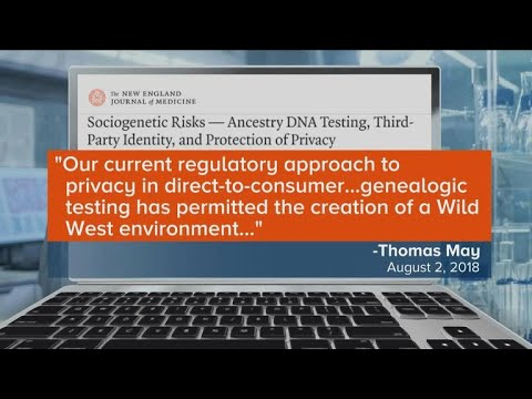 DNA privacy dilemma: Benefits and risks of at-home genetic tests