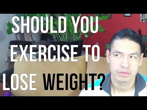 Should You Exercise to Lose Weight? (Response Video)