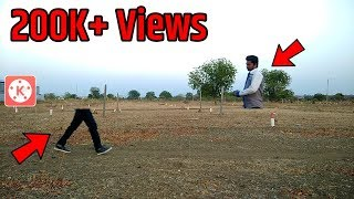 Becoming Whole KineMaster Trick | Sachin Pandit