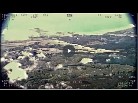 Chile UFO Full Video Released by Chilean Government