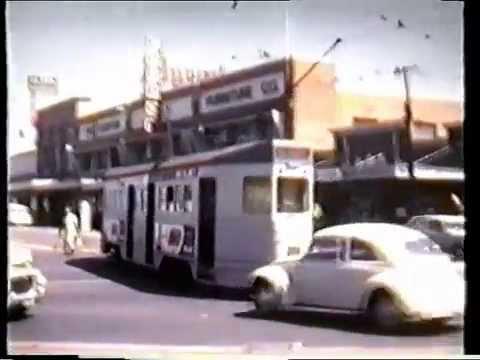 Tram from Woolloongabba to Salisbury going through South Brisbane, Annerley, Moorooka