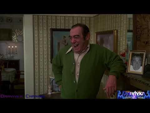 Душевный Мордобой Перед Ужином ... отрывок из фильма (Полицейская Академия 2: Их первое задание)1985