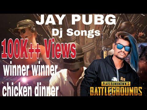 #JAY #PUBG  Winner Winner Chicken Dinner DJ Song #PUBG #LOVER