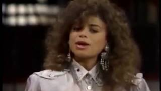 Paula Abdul 1986 Rare Interview on Choreography and Dancing