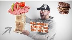 DAS LECKERSTE SANDWITCH TOAST DER WELT!!!! (NACHMACHEN)