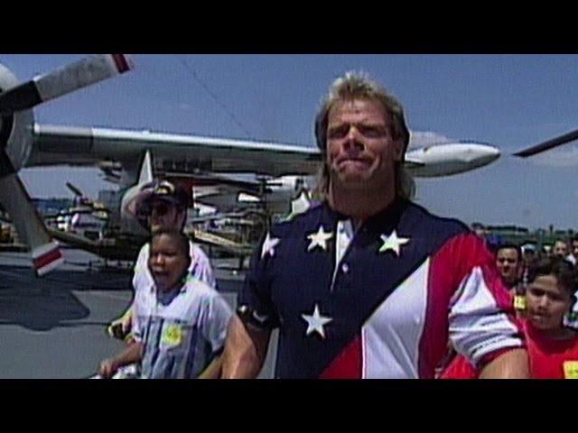 Yokozuna's Bodyslam Challenge: Raw, July 5, 1993