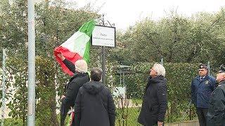 A Pozzi una piazza per ricordare i deportati