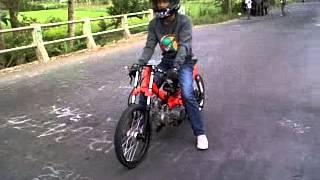 yamaha cripton 200 cc Hula Hula Racing