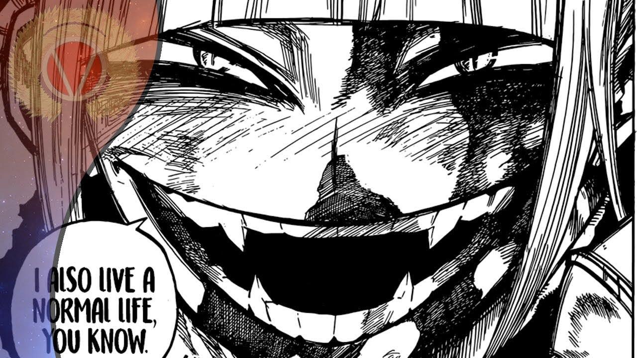 Boku No Hero Academia Chapter 225 Live Reaction (A Lunatic' Smile)