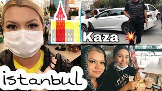 ESİLA İLE İSTANBUL VLOG   Kazalı- Alışverişli Vlog [ İstanbul'a Doğum Gününe Gittik ]